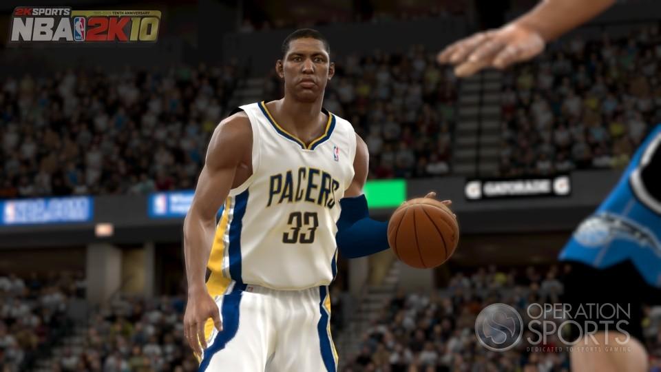 NBA 2K10.