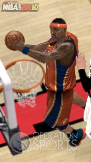 NBA 2K10 Screenshot #37 for Xbox 360