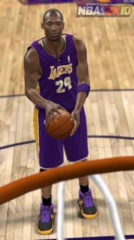 NBA 2K10 screenshot gallery - Click to view