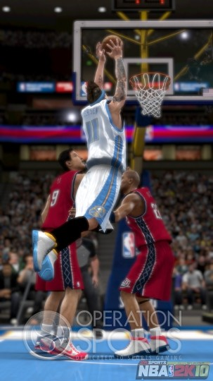 NBA 2K10 Screenshot #53 for Xbox 360