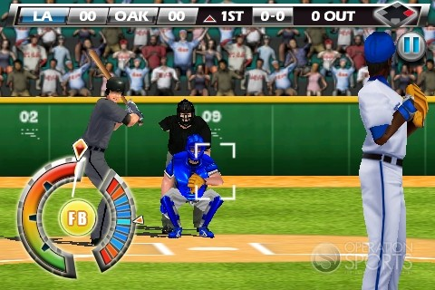 Derek Jeter Real Baseball Screenshot #2 for Wireless