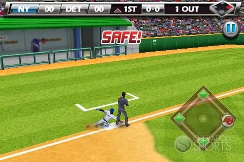 Derek Jeter Real Baseball Screenshot #3 for Wireless