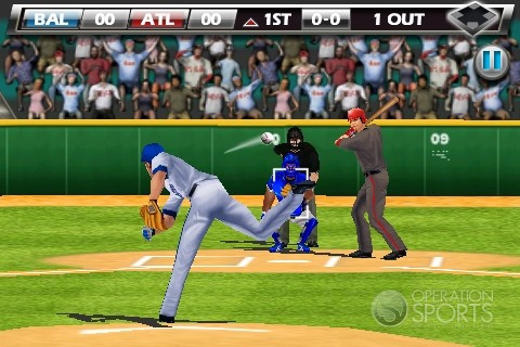 Derek Jeter Real Baseball Screenshot #4 for Wireless