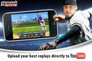 Derek Jeter Real Baseball screenshot #5 for Wireless - Click to view