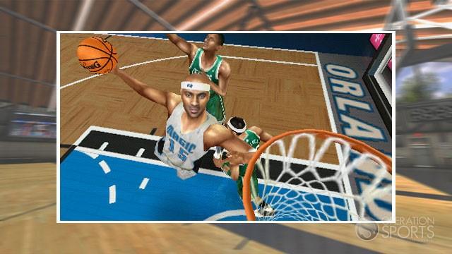 NBA Live 10 Screenshot #3 for PSP