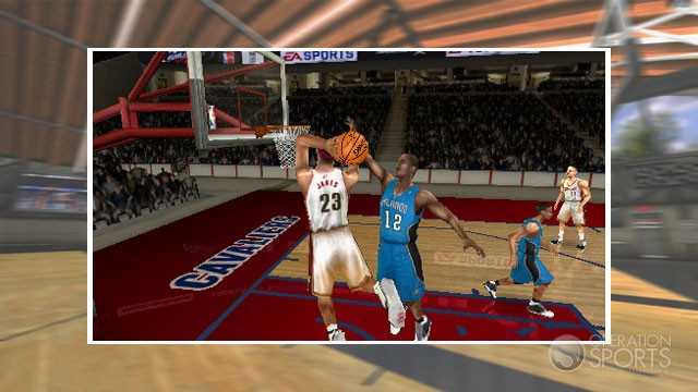 NBA Live 10 Screenshot #6 for PSP