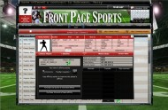 FrontPage Sports Football screenshot #4 for PC - Click to view