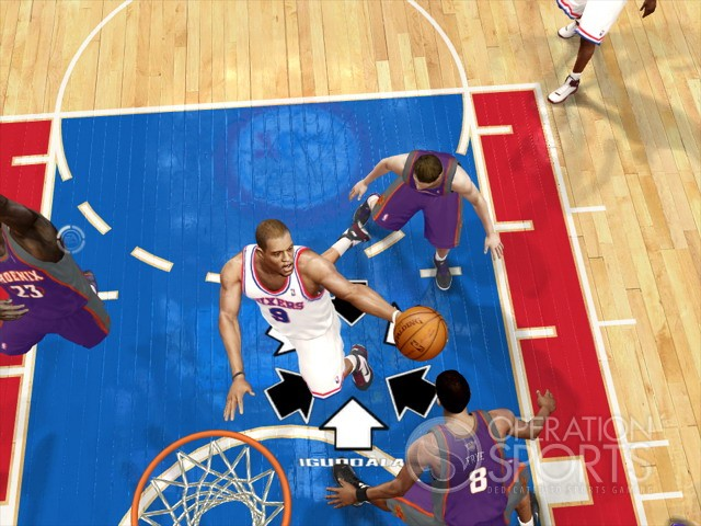 NBA Live 10 Screenshot #165 for Xbox 360