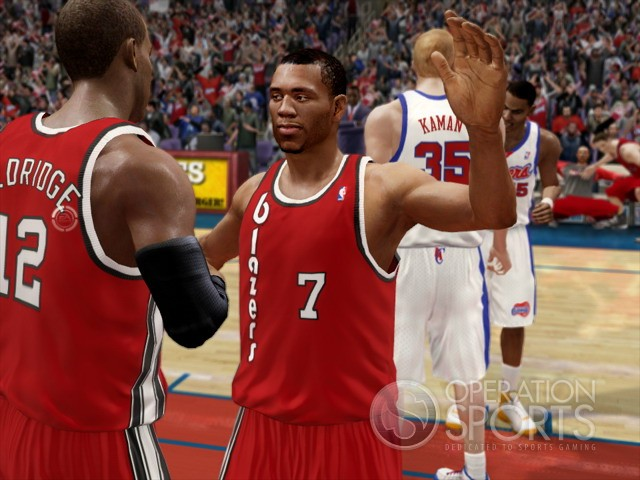 NBA Live 10 Screenshot #166 for Xbox 360