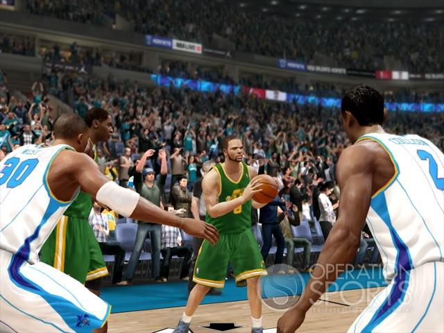 NBA Live 10 Screenshot #168 for Xbox 360