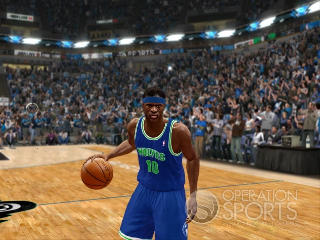 NBA Live 10 Screenshot #170 for Xbox 360