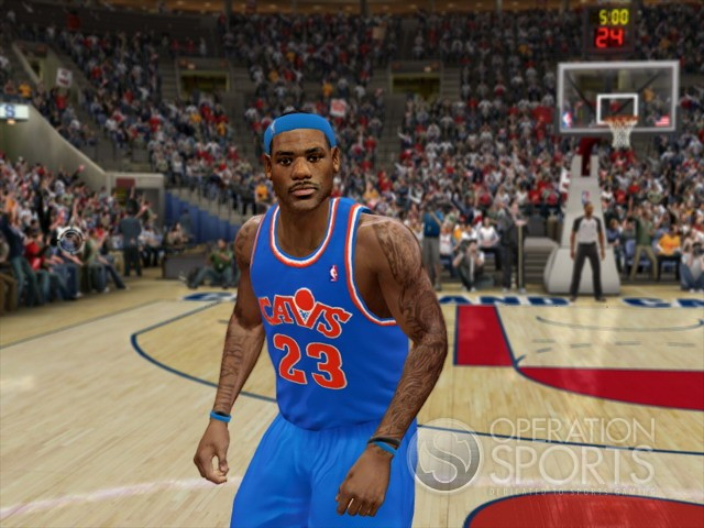 NBA Live 10 Screenshot #171 for Xbox 360