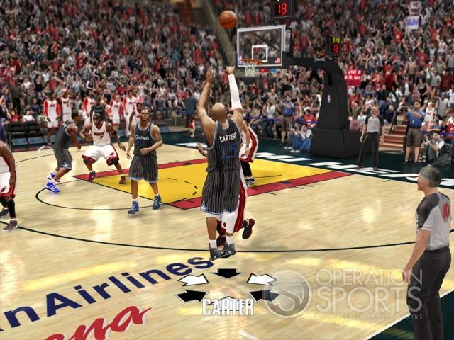 NBA Live 10 Screenshot #173 for Xbox 360
