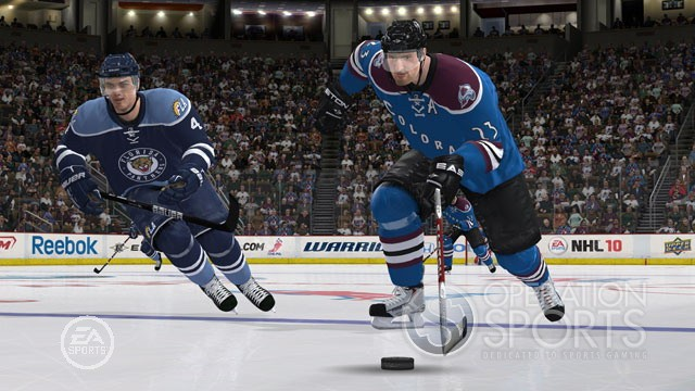 NHL 10 Screenshot #112 for Xbox 360