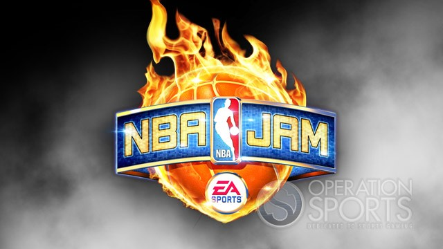 EA Sports NBA JAM Screenshot #1 for Wii