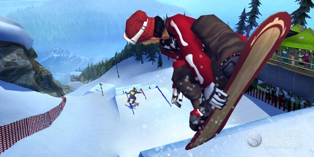Shaun White Snowboarding: World Stage Screenshot #2 for Wii