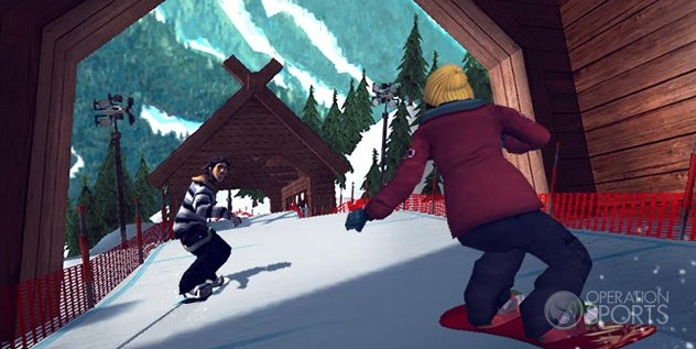 Shaun White Snowboarding: World Stage Screenshot #4 for Wii
