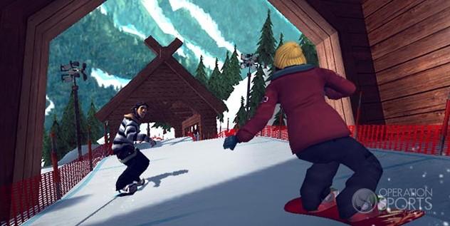 Shaun White Snowboarding: World Stage Screenshot #4 for Wii