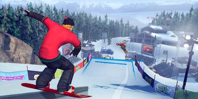 Shaun White Snowboarding: World Stage Screenshot #5 for Wii