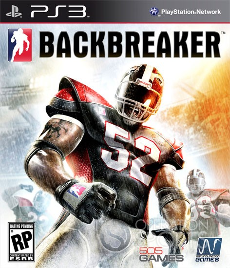 Backbreaker Screenshot #41 for Xbox 360