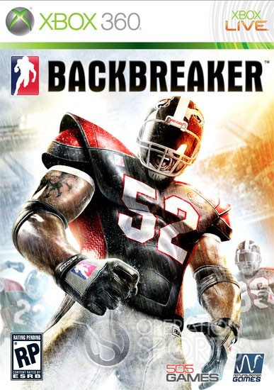 Backbreaker Screenshot #42 for Xbox 360