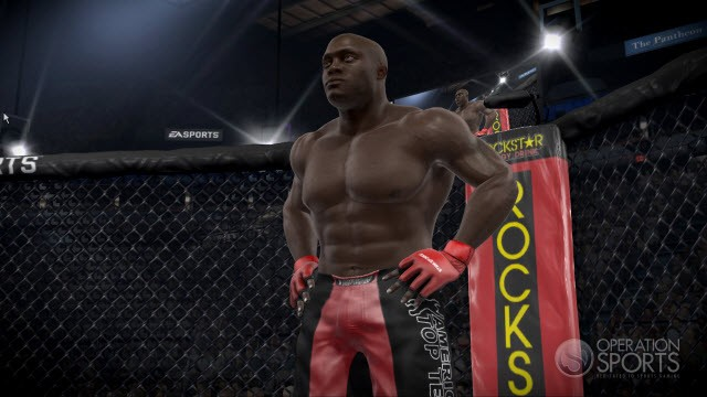 EA Sports MMA Screenshot #11 for Xbox 360