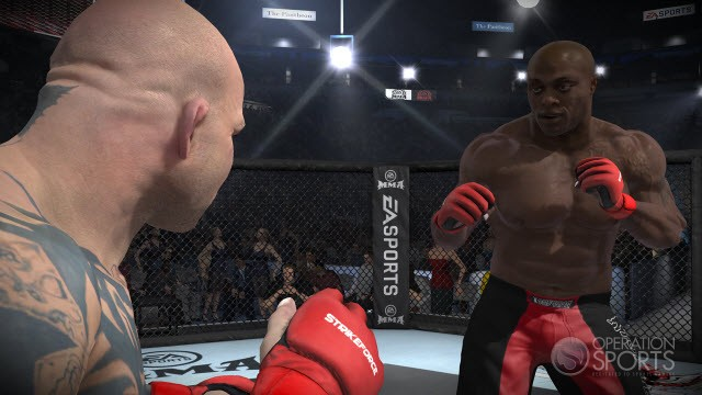EA Sports MMA Screenshot #12 for Xbox 360