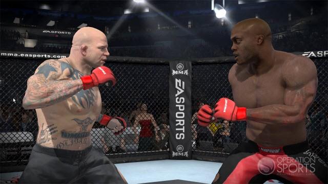 EA Sports MMA Screenshot #13 for Xbox 360