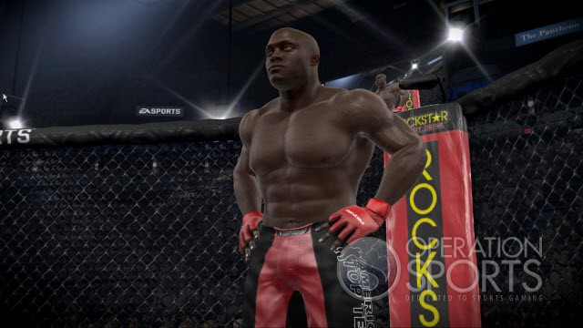 EA Sports MMA Screenshot #3 for PS3