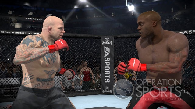 EA Sports MMA Screenshot #5 for PS3