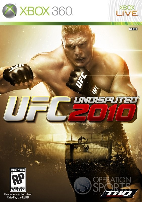 UFC Undisputed 2010 Screenshot #1 for Xbox 360