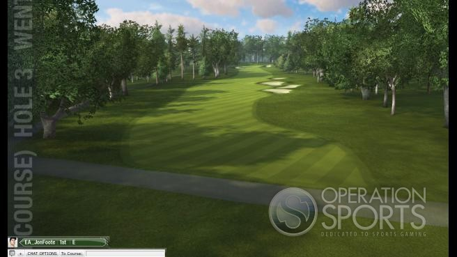 Tiger Woods PGA Tour Online Screenshot #2 for PC