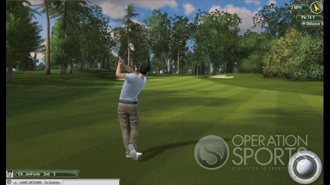 Tiger Woods PGA Tour Online Screenshot #3 for PC