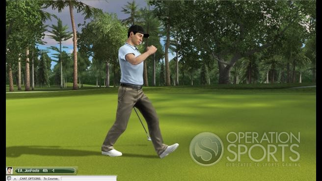 Tiger Woods PGA Tour Online Screenshot #8 for PC