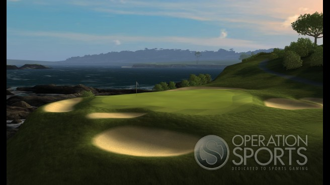 Tiger Woods PGA Tour Online Screenshot #10 for PC