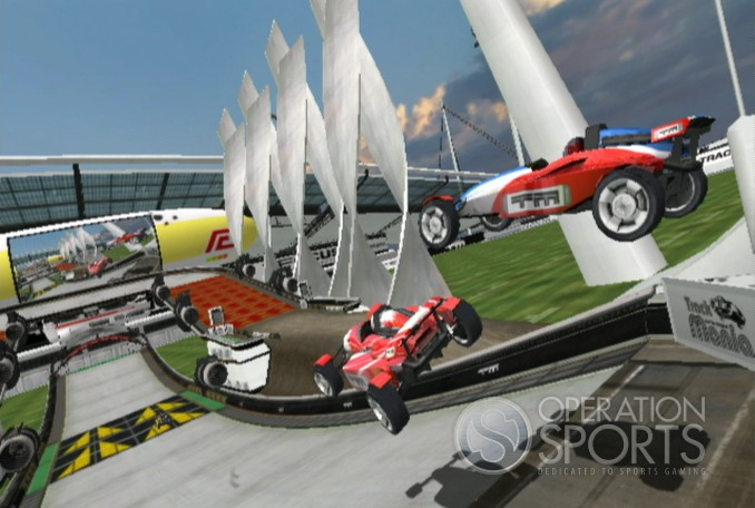 Trackmania Wii Screenshot #1 for Wii