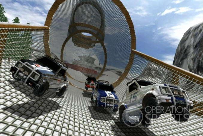 Trackmania Wii Screenshot #2 for Wii