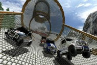 Trackmania Wii screenshot #2 for Wii - Click to view