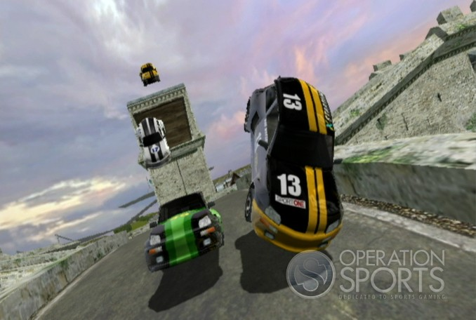 Trackmania Wii Screenshot #3 for Wii