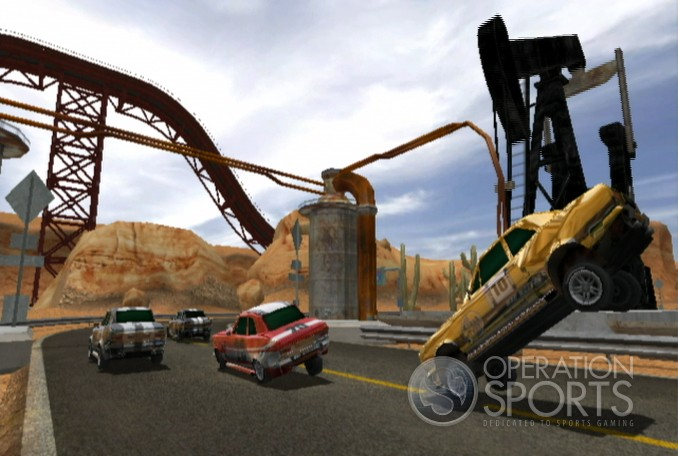 Trackmania Wii Screenshot #5 for Wii