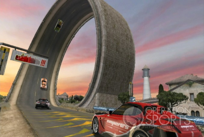 Trackmania Wii Screenshot #6 for Wii