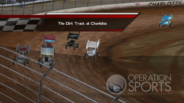 World of Outlaws: Sprint Cars Screenshot #1 for Xbox 360