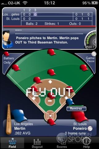 Baseball Manager 2010 Screenshot #2 for Wireless