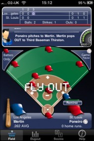 Baseball Manager 2010 screenshot #2 for Wireless - Click to view