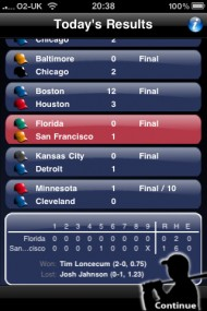 Baseball Manager 2010 screenshot #5 for Wireless - Click to view