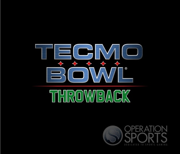 Tecmo Bowl Throwback Screenshot #1 for Xbox 360