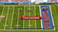 Tecmo Bowl Throwback screenshot #12 for Xbox 360 - Click to view