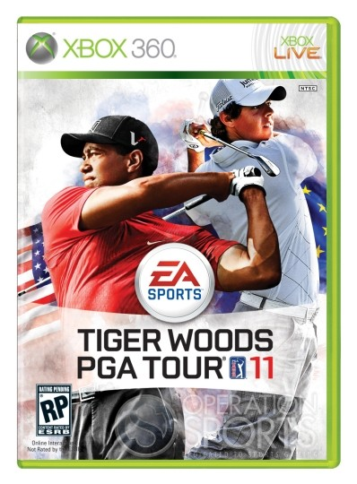 Tiger Woods PGA TOUR 11 Screenshot #1 for Xbox 360