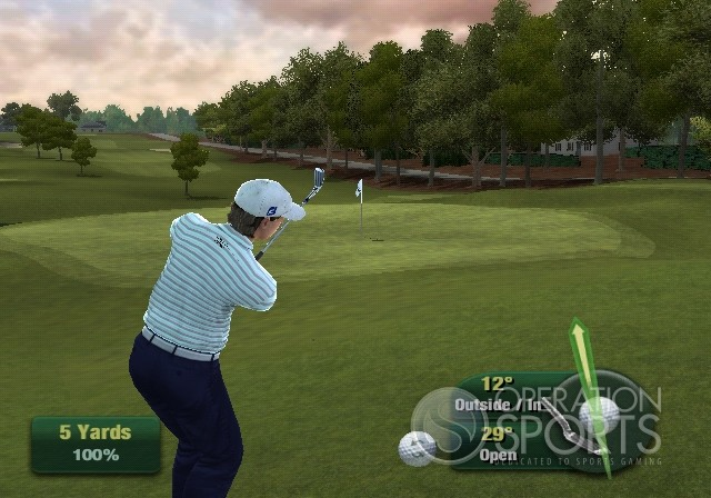 Tiger Woods PGA TOUR 11 Screenshot #3 for Wii