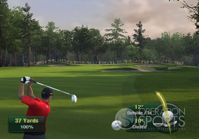 Tiger Woods PGA TOUR 11 Screenshot #4 for Wii